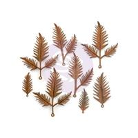 Εικόνα του Μεταλλικά Διακοσμητικά Finnabair Mechanicals - Woodland Ferns