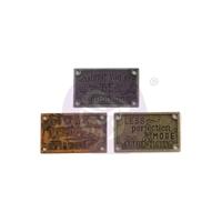 Εικόνα του Prima Marketing Μεταλλικά Διακοσμητικά Finnabair Mechanicals - Old Plates