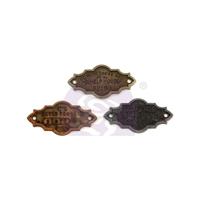 Εικόνα του Μεταλλικά Διακοσμητικά Finnabair Mechanicals - Old Plates ΙΙ