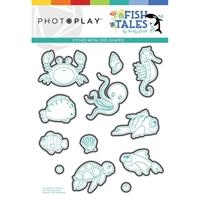 Εικόνα του PhotoPlay Etched Die - Fish Tales