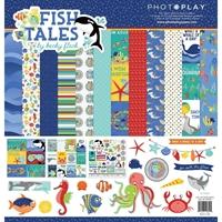 """Εικόνα του PhotoPlay Collection Pack 12""""X12"""" - Fish Tales"""