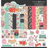 """Εικόνα του PhotoPlay Collection Pack 12""""X12"""" - Belle Fleur"""