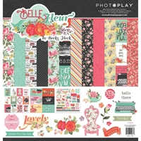 "Εικόνα του PhotoPlay Collection Pack 12""X12"" - Belle Fleur"