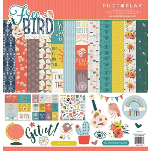 "Picture of PhotoPlay Collection Pack 12""X12"" - Free Bird"