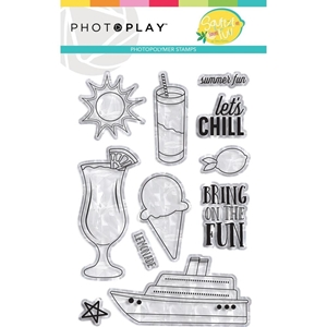 Picture of PhotoPlay Photopolymer Stamp - Squeeze In Some Fun