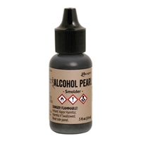 Εικόνα του Tim Holtz Alcohol Pearls - Smolder
