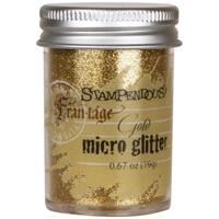 Εικόνα του Stampendous Frantage Micro Glitter - Gold