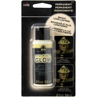 Εικόνα του FolkArt Super Glow Acrylic Glow-In-The-Dark Paint Carded 2oz - Green