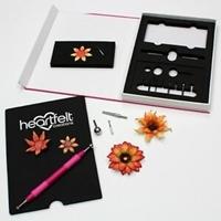 Εικόνα του Σετ διαμόρφωσης λουλουδιών -Heartfelt Creations Flower Shaping Essentials