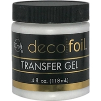 Εικόνα του Deco Foil Transfer Gel 4oz
