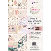 Εικόνα του Prima Marketing Double-Sided Paper Pad A4  - Golden Coast