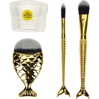 Εικόνα του Jane Davenport Brush Set - Mermalicious