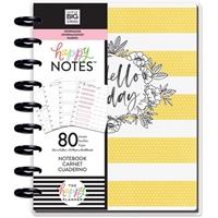 Εικόνα του Happy Planner Mini Journaling Notebook - Planning
