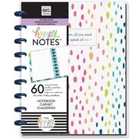 Εικόνα του Happy Planner Mini Journaling Notebook - A Little Splash Of Color