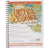 Εικόνα του Visual Journal - Drawing 9''X12''