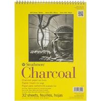 """Εικόνα του Strathmore Charcoal Spiral Paper Pad 9""""X12"""""""