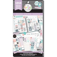 Εικόνα του Create 365 Happy Planner Sticker Value Pack - Wellness