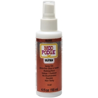 Εικόνα του Mod Podge Ultra Gloss Spray Glue & Sealer 4oz