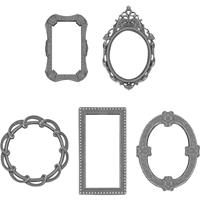 Εικόνα του Idea-Ology Metal Deco Frames