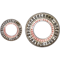 Εικόνα του Idea-Ology Metal Date Dials