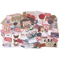 Εικόνα του Tim Holtz Idea-ology Ephemera Pack - Keepsakes