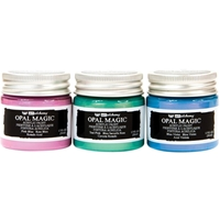Εικόνα του Finnabair Art Alchemy Opal Magic Acrylic Paint Set - Unicorn