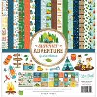 "Εικόνα του Carta Bella Collection Kit 12""X12"" - Summer Adventure"