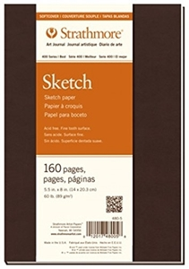 "Picture of Strathmore Sketch Softcover Journal 5.5""X8"""
