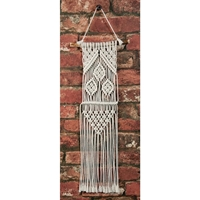 Εικόνα του Macrame Wall Hanger Kit - Three Leaves