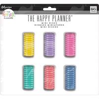 Εικόνα του Happy Planner Mini Disc Value Pack - Multi Color