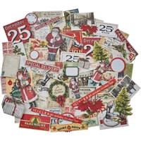 Εικόνα του Idea-Ology Ephemera Pack - Christmas