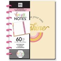 Εικόνα του Happy Planner Medium Journaling Notebook - Create Your Own Sunshine