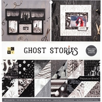 "Εικόνα του DCWV Double-Sided Cardstock Stack 12""X12"" - Ghost Stories"
