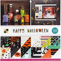 "Εικόνα του DCWV Double-Sided Cardstock Stack 12""X12"" - Happy Halloween"