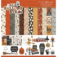 "Εικόνα του PhotoPlay Collection Pack 12""X12"" - All Hallows' Eve"