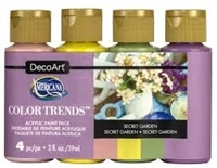 Εικόνα του Americana Acrylics Color Trends Value Pack - Secret Garden