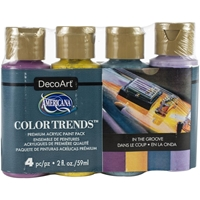 Εικόνα του Σετ Ακρυλικά Χρώματα Americana Acrylics Color Trends Value Pack - In The Groove