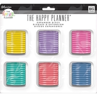 Εικόνα του Happy Planner Big Disc Value Pack - Multi Color