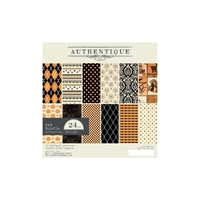 "Εικόνα του Authentique Double-Sided Cardstock Pad 8""X8"" - Twilight"