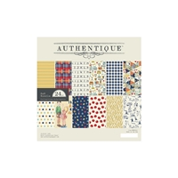 "Εικόνα του Authentique Double-Sided Cardstock Pad 8""X8"" -  Scholastic"