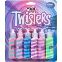 Εικόνα του Tulip Διαστατικά Χρώματα για Ύφασμα - Twister Unicorn