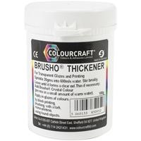 Εικόνα του Brusho Thickener 100g - Σκόνη δημιουργίας Gel medium