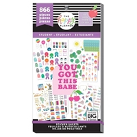 Εικόνα του Happy Planner Sticker Value Pack - Student Icons