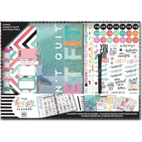 Εικόνα του Happy Planner Undated Medium Box Kit - Fitness