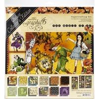 Εικόνα του Graphic 45 Deluxe Collector's Edition Pack - Magic Of Oz