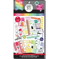 Εικόνα του Happy Planner Sticker Value Pack - The Plan