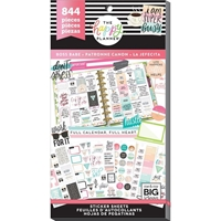 Εικόνα του Happy Planner Sticker Value Pack - Boss Babe