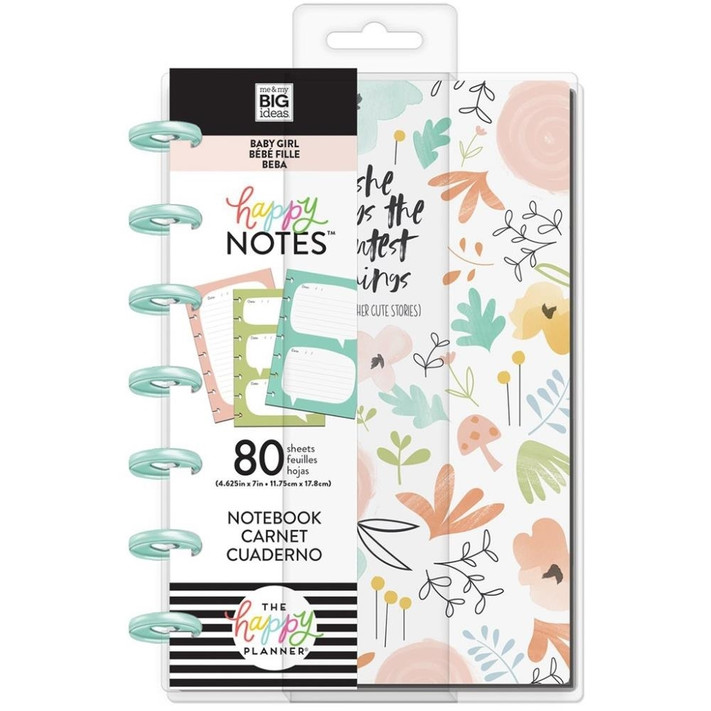Happy Planner Mini Journaling Notebook - She Said