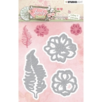 Εικόνα του Studio Light Lovely Moments Cutting & Embossing Die - No. 210