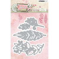 Εικόνα του Studio Light Lovely Moments Cutting & Embossing Die - No. 211